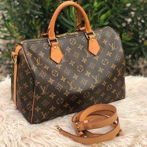🌸Louis Vuitton Speedy 30 B handbag 🌸